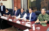 Avanza estrategia de seguridad en Zamora