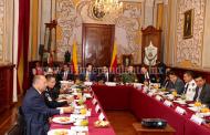Combatir adicciones, parte de la estrategia de seguridad en Morelia: Silvano Aureoles