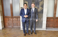 Cumple Michoacán con Servicio Profesional Docente: Silvano Aureoles