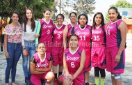 SPARKS ganó a las chicas del Instituto Cristóbal Colón