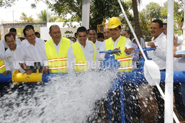 Concretar proyecto de transformación de Felipe Carrillo Puerto, la meta: Silvano Aureoles
