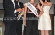 Coronan a la Embajadora Expo Fiesta Michoacán 2017