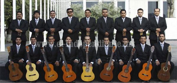 Rondalla Romance presentará conciertos gratuitos en Ixtlán en Mayo
