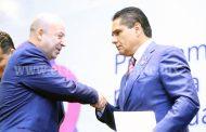 Profesionalizar a la Policía y fortalecer a las instituciones para hacer frente a inseguridad: Silvano Aureoles
