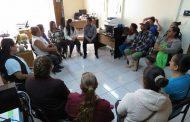 Diputada acompañó a vecinos de La Huanúmera a poner queja en Derechos Humanos