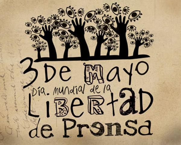 Se une Gobierno del Estado a conmemoración del Día Mundial de la Libertad de Prensa