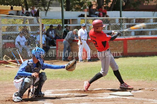Liga Regional de Beisbol Zamora entró a etapa de semifinales