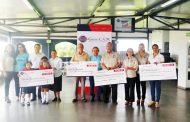 CRI Promoton recibió donativo de 50 mil pesos para adquirir equipo