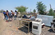 Sin violencia desalojan a 150 familias del predio de La Huanúmera