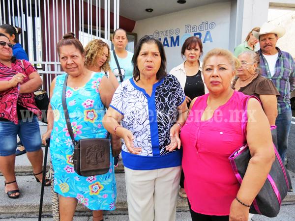 Sigue la incertidumbre en familias desalojadas de La Huanúmera
