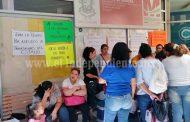 CNTE paralizó oficinas de rentas en el estado