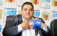 Garantizan aplicación de 45 mdp para obras en Tangancícuaro