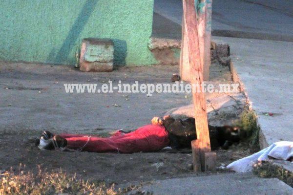Abandonan cadáver degollado de una mujer en Zamora