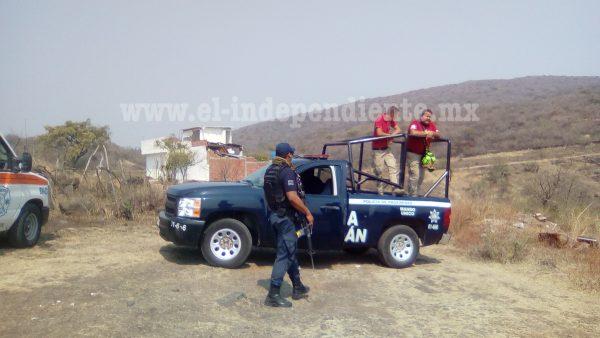 Campesino es encontrado sin vida, ahorcado en un domicilio de Jacona