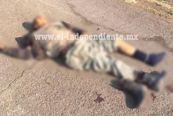 Joven perece atropellado en Tangancícuaro