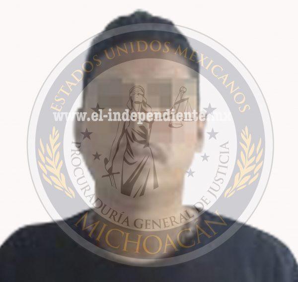 """Cae """"El Comandante"""" relacionado con los explosivos dejados frente a la Fiscalía de La Piedad"""