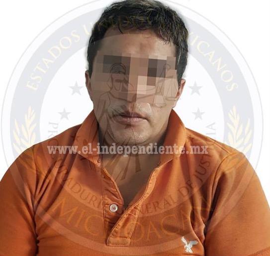 """Captura PGJE a """"El Solo"""", implicado en el homicidio de una persona en Zamora"""