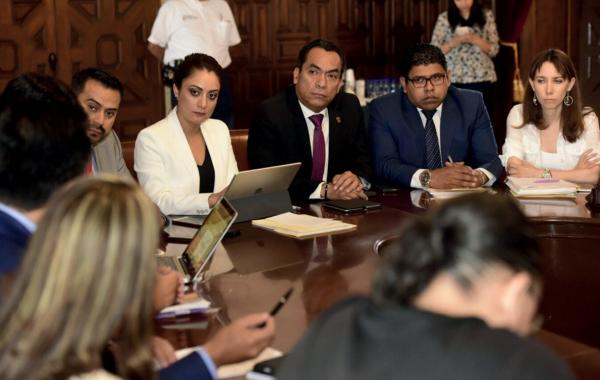 Gobierno de Michoacán convoca a trabajar unidos en Ley de Protección a Periodistas