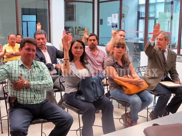 Instalan delegación de Colegio de Arquitectos en Zamora
