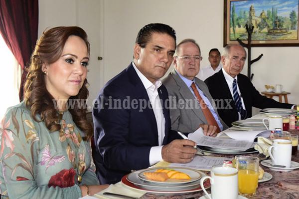 Propone Gobernador creación de Contralorías Gubernamentales y Sociales para programas ambientales