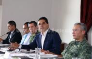 En Michoacán se hace valer la ley para que impere el orden: GCM