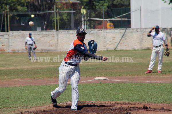 Llega a la parte alta  el torneo de la Liga Regional de Beisbol