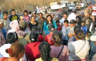 Diputada Noemí Ramírez se sensibiliza ante desalojo de familias de La Huanúmera