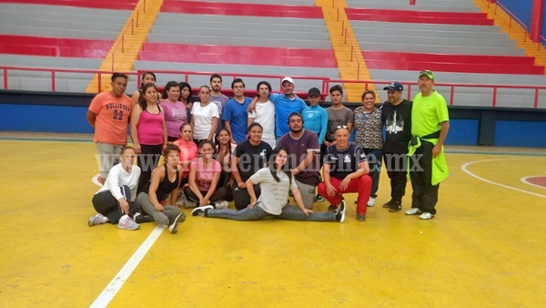 CEFORDEP capacitó  a instructores deportivos