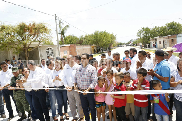 Inversión histórica para la tenencia de Felipe Carrillo Puerto, municipio de Buenavista