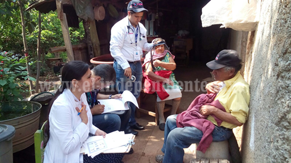 Avanza Médico en Tu Casa; llega a 70 municipios: SSM