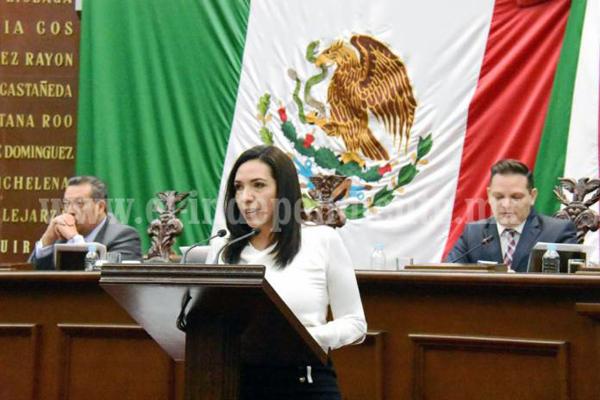 Convoca Adriana Campos Huirache a potenciar al sector agropecuario