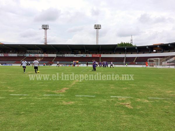 En su primer encuentro de preparación, Real Zamora empató con Juárez FC