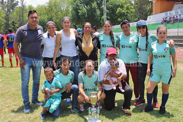 Chongueras ganan el Torneo de Copa