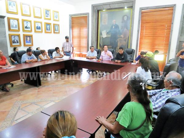 Más de 50 familias afectas por obra inconclusa del ayuntamiento priísta de Zamora