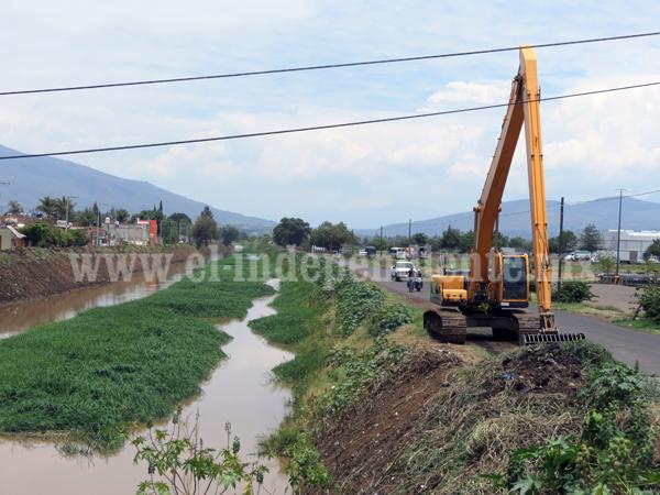 Necesarios 600 mdp para sanear el Río Duero