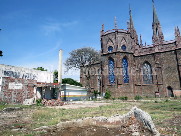 Centro de Salud Niños Héroes ganó litigio a Santuario Guadalupano