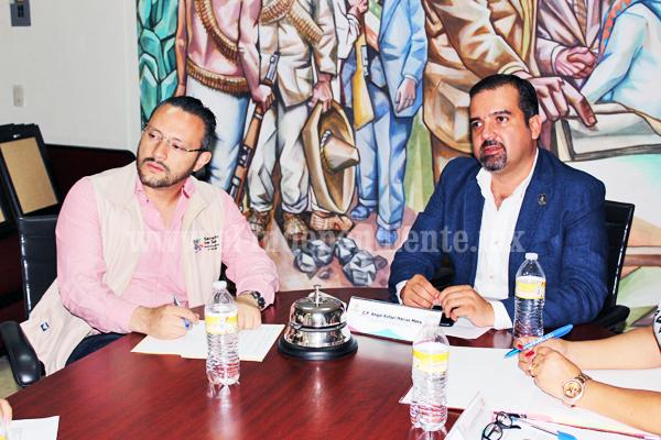Subsecretario de Salud apoyará gestión estatal al Ayuntamiento de Ixtlán