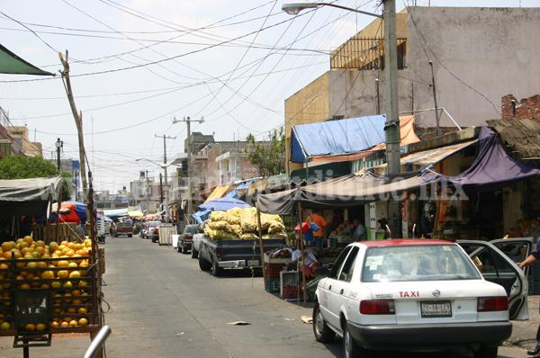 Mercado Hidalgo sin atractivo para clientes