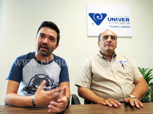 Preparatoria UNIVER  ampliará sus modalidades de estudio
