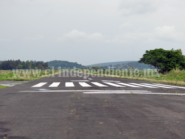 No cesarán en intento de que aeropuerto regional sea construido en Zamora