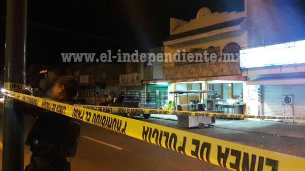 """Pistoleros disparan contra negocio de """"Burritos"""" en Zamora; hay dos heridos"""