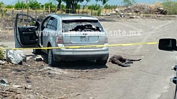 Confirma SSP un muerto y 4 detenidos tras enfrentamiento en Parácuaro