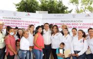 Anuncia Gobernador obras de alto impacto para Nuevo Urecho