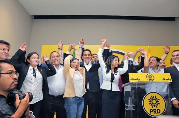 Impulsa Silvano Aureoles Frente Amplio para construcción de un proyecto de nación