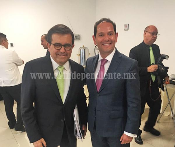 Busca Sedeco multiplicar recursos para apoyar a michoacanos