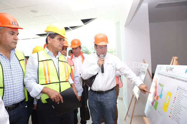 Con impulso y coordinación entre autoridades y sociedad, Zacapu tendrá mejores condiciones: Silvano Aureoles