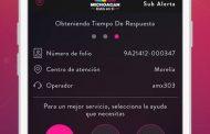 """""""Mujer Segura Michoacán"""", App inteligente para atención inmediata de denuncias"""