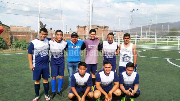 Con grandes enfrentamientos la jornada 2 del torneo sabatino de futbol 7
