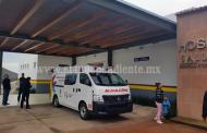 Avanzan compromisos con Cherán; entrega Gobierno Estatal nuevo Hospital Integral