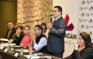 Gobernador revisa avances de cara a su Segundo Informe de Gobierno
